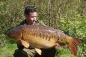 The Coleman strikes again with the beautiful 'Horseshoe' @ 42lb