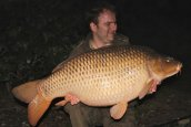 Dave Farmer with Wart @ 53lb 7oz's -  What a season he's had