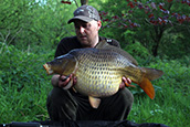 Look at the football! 24lb of round common